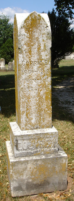 Corrie E. Cooksey
