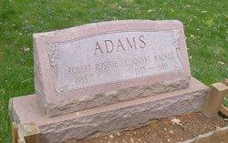 Robert Roscoe Adams