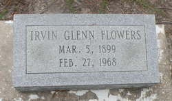 Irvin Glenn Flowers