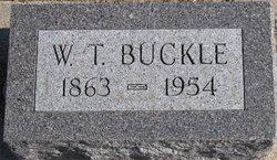 William Thomas Buckle