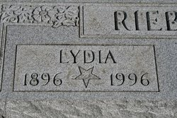 Lydia Rieber
