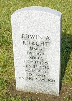 Sgt Edwin Arthur Kracht