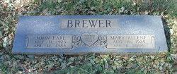 John Earl Brewer, Jr
