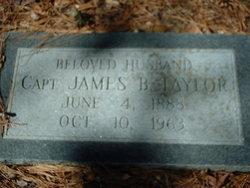 Capt James B Taylor