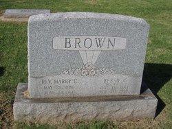 Bessie Maude <i>Cates</i> Brown