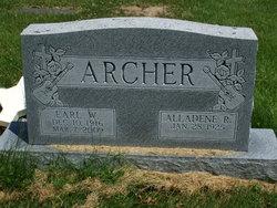 Alladene Ruth <i>Poisel</i> Archer