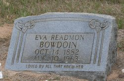 Eva Duck <i>Cook</i> Bowdoin