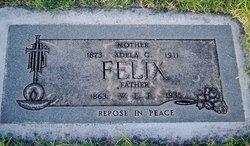 Adela <i>Garcia</i> Felix