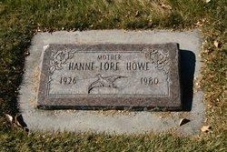 Hanne-lore Howe
