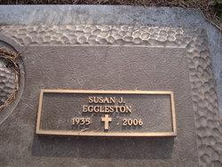 Susan J <i>Scanlan</i> Eggleston