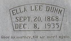 Ella Lee Dunn