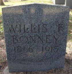 Willis F. Bonney