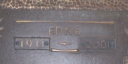 Edna <i>Valentine</i> Brown