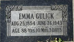 Emma <i>Baxter</i> Gulick