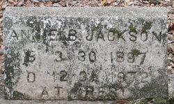 Annie B Jackson