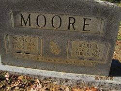 Frank C Moore