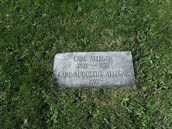 Earl Augustus Allegar