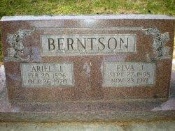 Elva <i>Johnson</i> Berntson