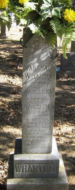 Marshall Wharton