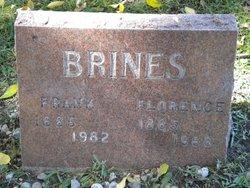 Florence <i>Tedford</i> Brines