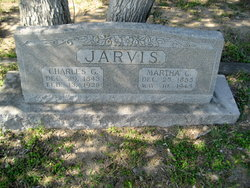 Martha Caroline <i>Watkins</i> Jarvis
