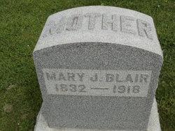 Mary Jane <i>Wilson</i> Blair