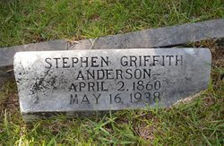Stephen Griffith Griff Anderson