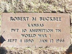 Robert Milton Buckbee