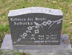 Rebecca Joy <i>Beam</i> Sobotka