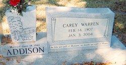 Carey Warren Addison