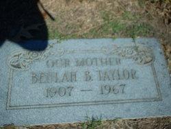Beulah B. Taylor