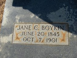 Jane C. Boykin