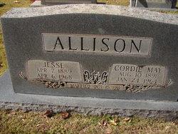 Cordie May <i>Sullivan</i> Allison