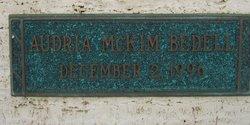 Audria <i>McKim</i> Bidell