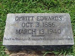 DeWitt Edwards