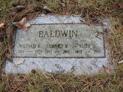 Edward R Baldwin