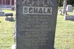 Carl Schalk