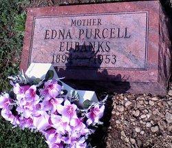 Edna M <i>Purcell</i> Eubanks
