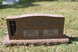 Anne Canterbury