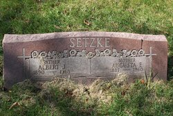 Augusta E. Setzke