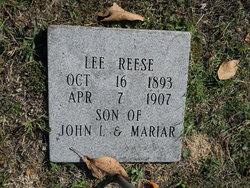 Lee Reese