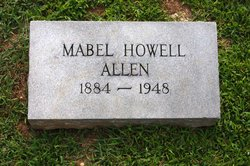 Mabel <i>Howell</i> Allen