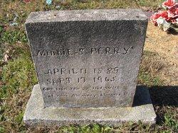Minnie S Perry