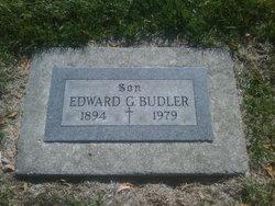 Edward Gordon Ted Budler