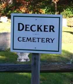 Decker's Cemetery