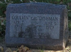 Coulvin Cal Dishman