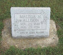 Malissa <i>Milar</i> Allison