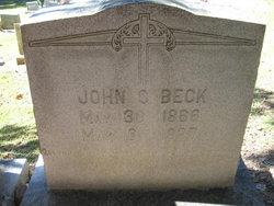 John Calvin Beck