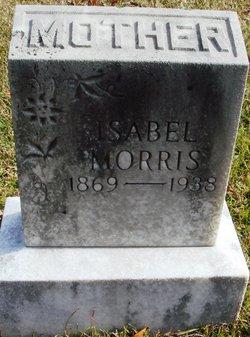 Sarah Isabella <i>Thompson</i> Morris