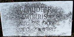 Claude Rufus Morris